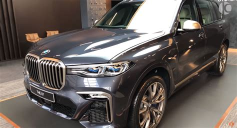 Here's A Video Tour Of The 2019 BMW X7   Carscoops