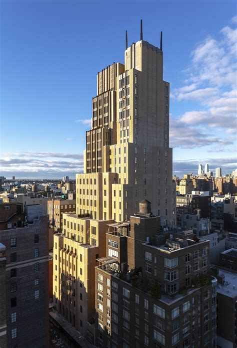 Former New York Telephone Building Soars as Ultra High-End