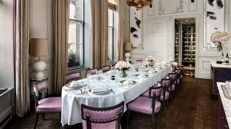 Private Dining by Roux   London Luxury Hotel   The Langham