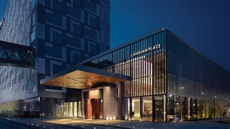 Hotel at a Glance   Overview   Ningbo Luxury Hotel