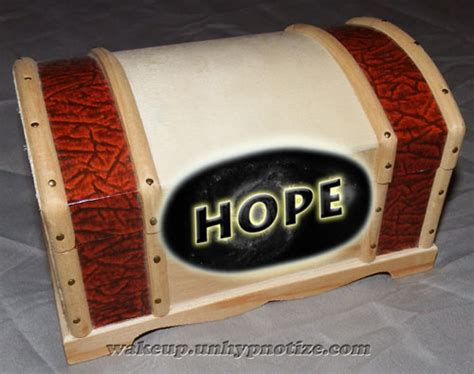 Pandora And Her Box Of Hope - Wake up and Unhypnotize