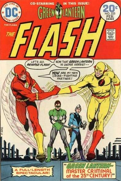 The Flash Vol 1 225 | DC Database | FANDOM powered by Wikia
