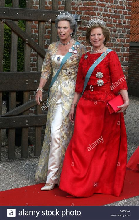 The sisters of Queen Margrethe II of Denmark, Princess