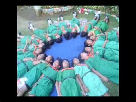 Girl Scouts of the Philippines- Stand up2010 - YouTube