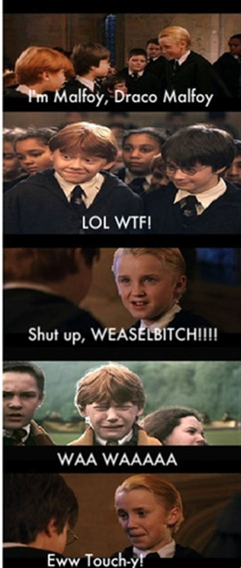 33 Hilarious Draco Malfoy Memes That Will Make You laugh Hard