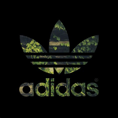 Adidas, Logo, Leaves Wallpapers HD / Desktop and Mobile