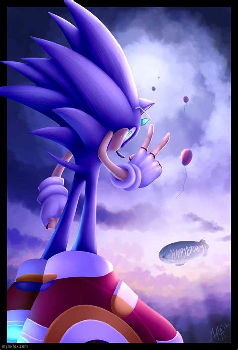 Awesome Collection of Sonic The Hedgehog Fan Art