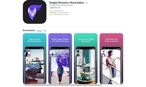 10 Best Photo Editing Apps for Android & iPhone 2019