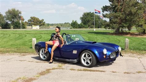 505rwhp 1965 Factory Five AC Cobra EFI Supercharger Forged