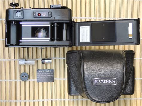 The Yashica Electro 35 GT – All my cameras
