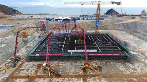 China begins construction of CFR-600 fast reactor