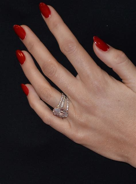 The Ring:   18 Stunning Nontraditional Celebrity