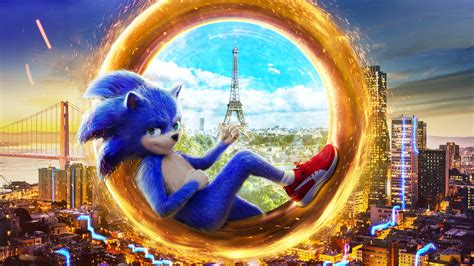 Sonic the Hedgehog 2019 4K Wallpapers   HD Wallpapers   ID