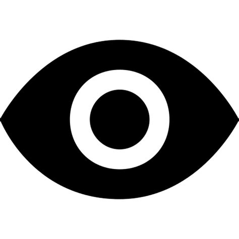 Icones Yeux, image oeil png et ico