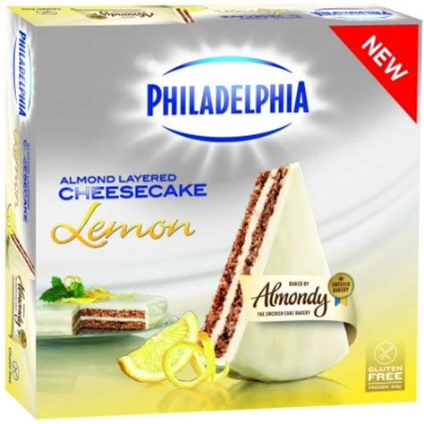 Almondy partners with Cadbury and Philadelphia for branded