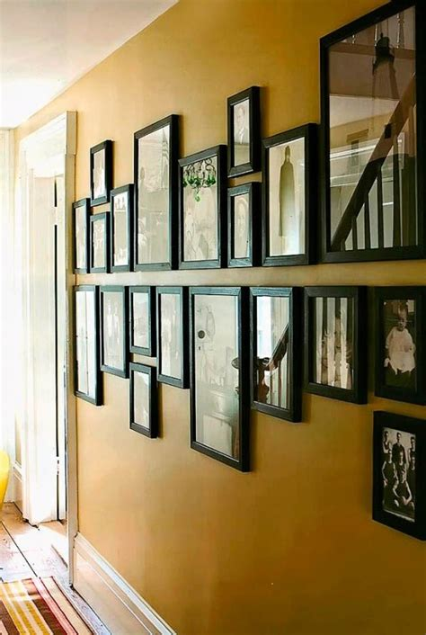 50 Creative Ways To Display Your Photos On The Walls