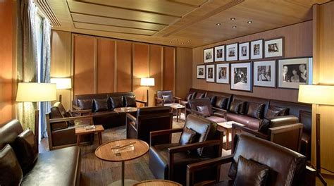 5 Haute Cigar Lounges In London
