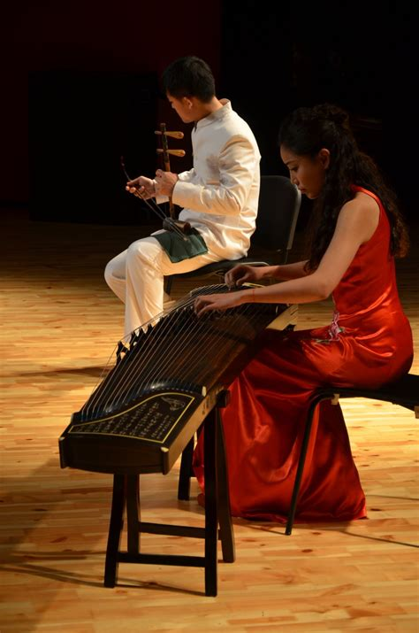 VMU Hosted Concert of Chinese Traditional Music   VDU