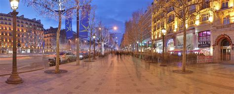 File:Champs Elysees Paris Wikimedia Commons