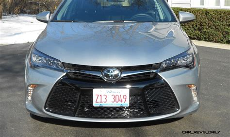Road Test Review - 2016 Toyota Camry XSE